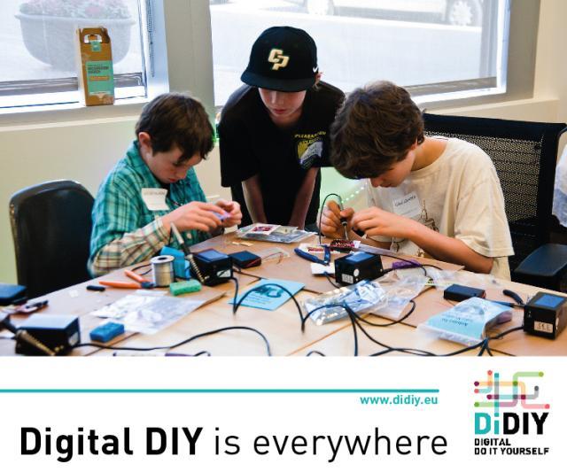 Digital Do-It-Yourself (DiDIY)